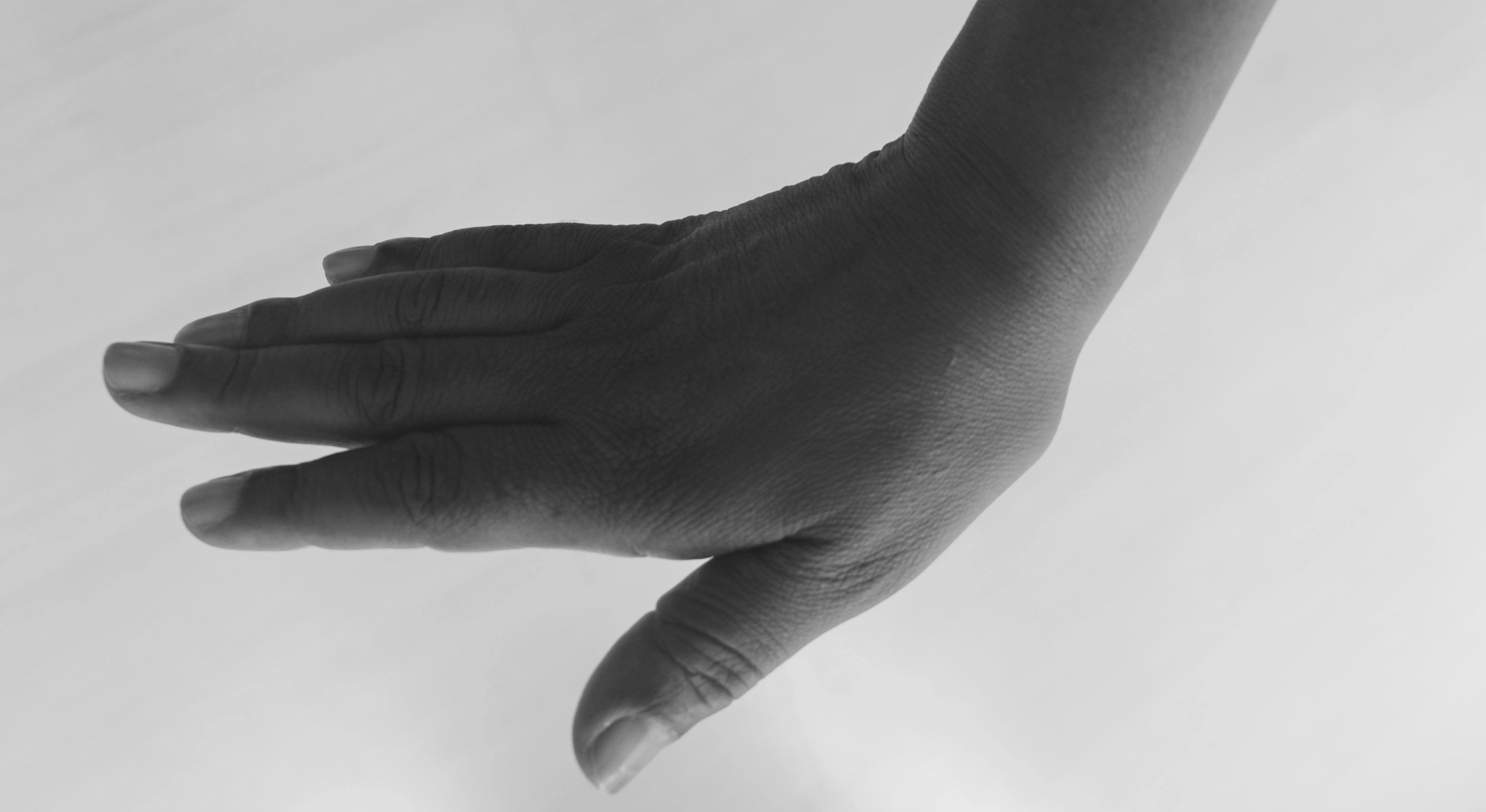 O Ser na mão dela
