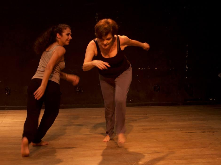 Múltipla Dança em Múltiplos Espaços