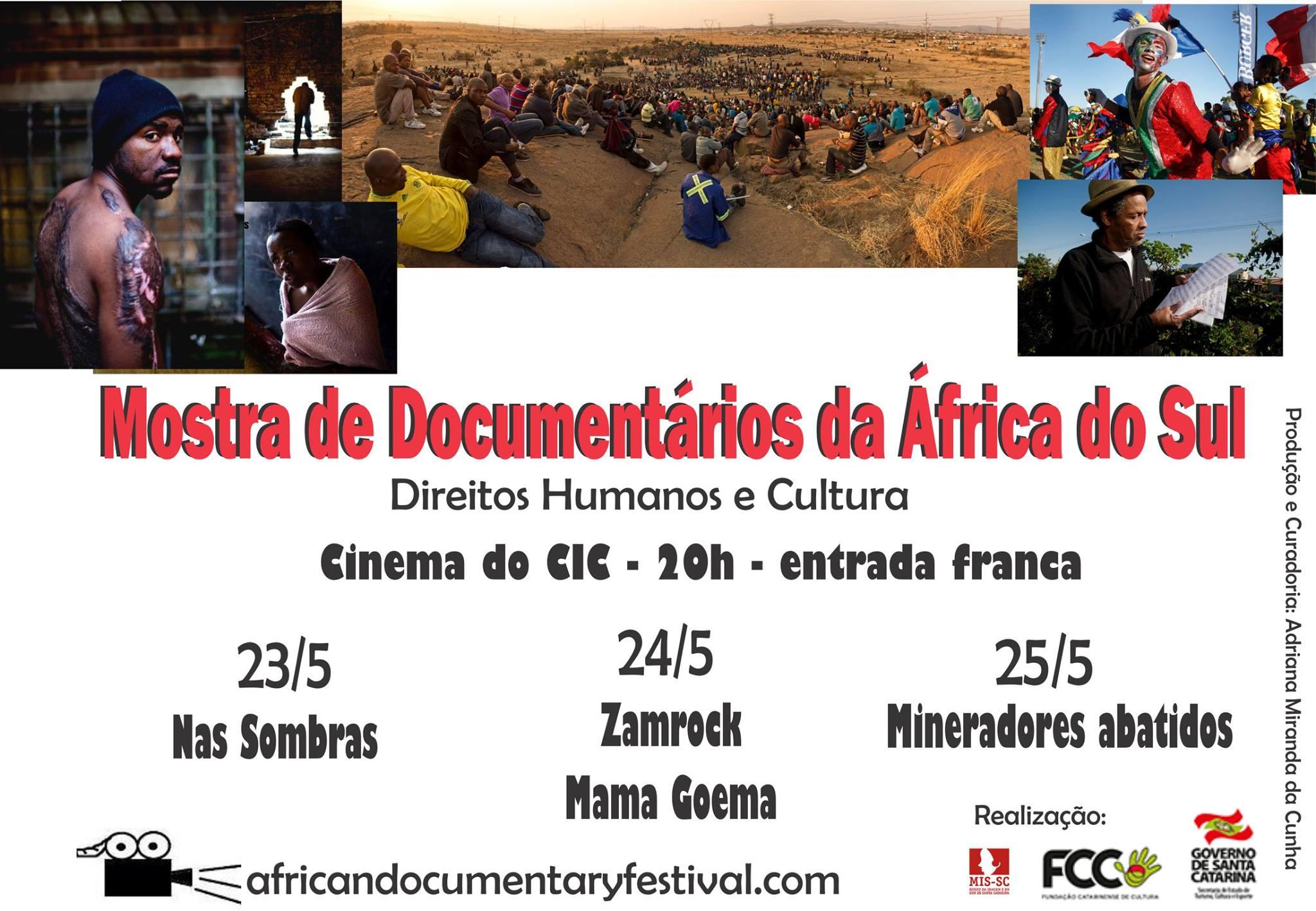 Mostra de Cinema Sul Africano